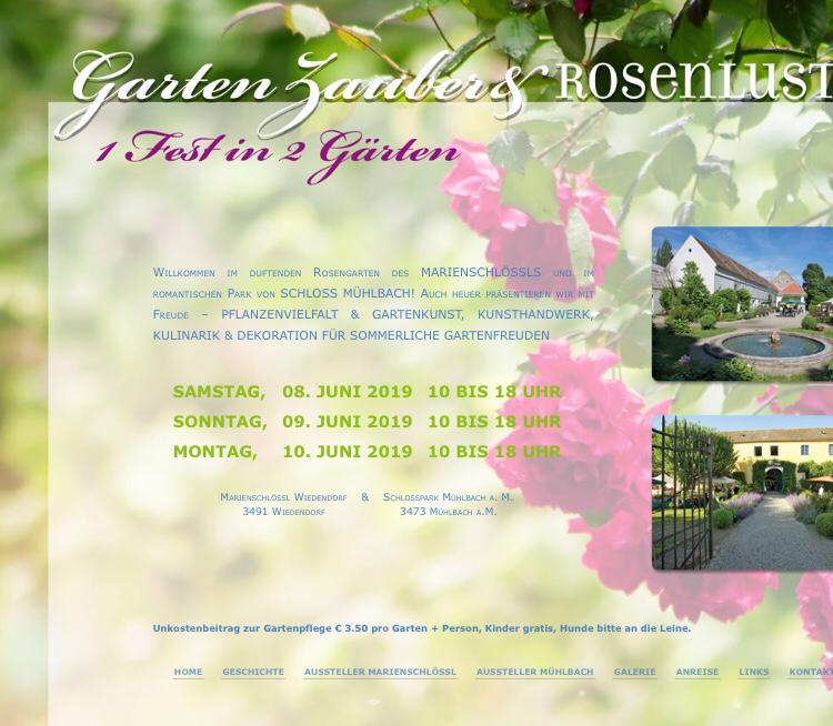 Garten Zauber & Rosenlust